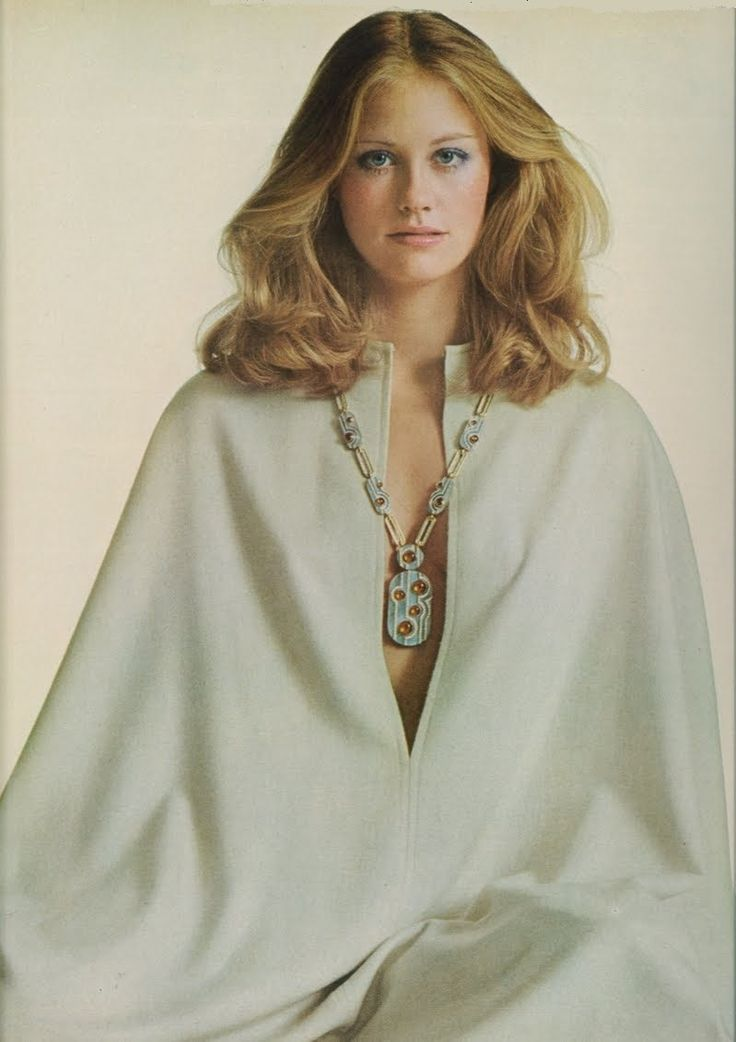Pictures of Beautiful Women: The Beauty of Retrospect, American Actress Edition: Cybill Shepherd, 1972