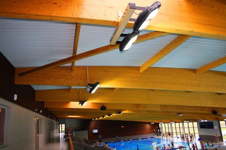 Les 27 meilleures images propos de projectio sport for Piscine agl eau blois