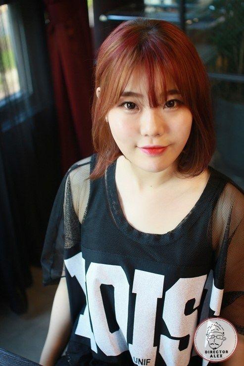 Korean Actress Hairstylelong Razor Cut Hairstyleskorean Actor