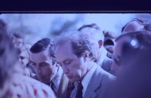 Piee Trudeau, 1974