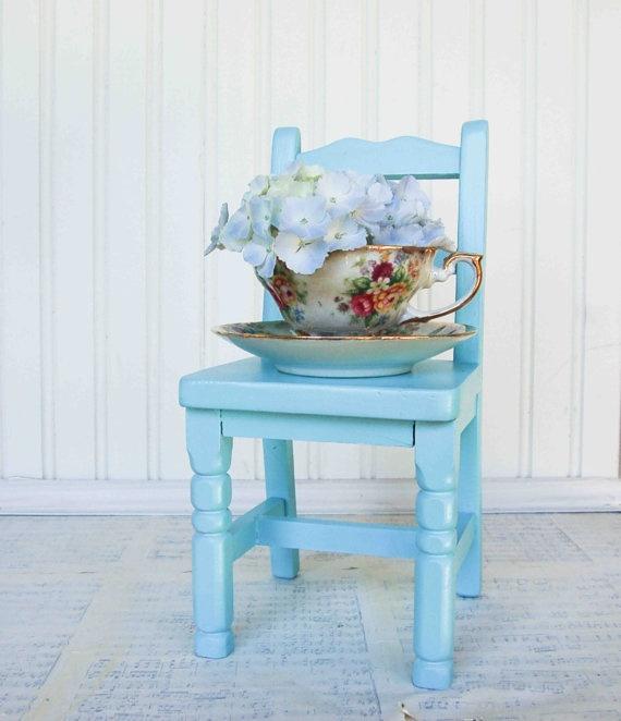 Little Blue Chair