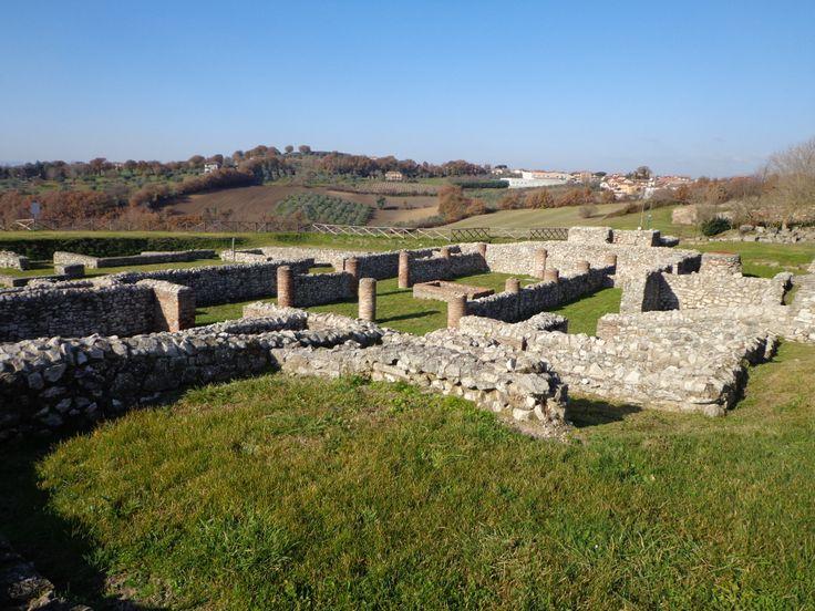 "Parco Archeologico ""Aeclanum"""