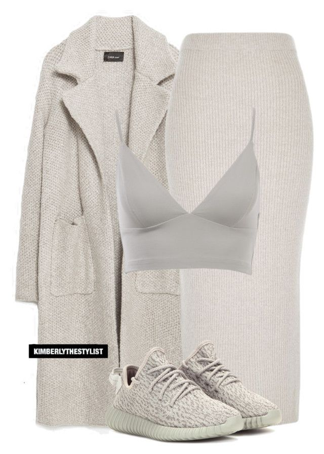 """Untitled #2381"" by whokd ❤ liked on Polyvore featuring Zara, River Island, Kookaï and adidas Originals"
