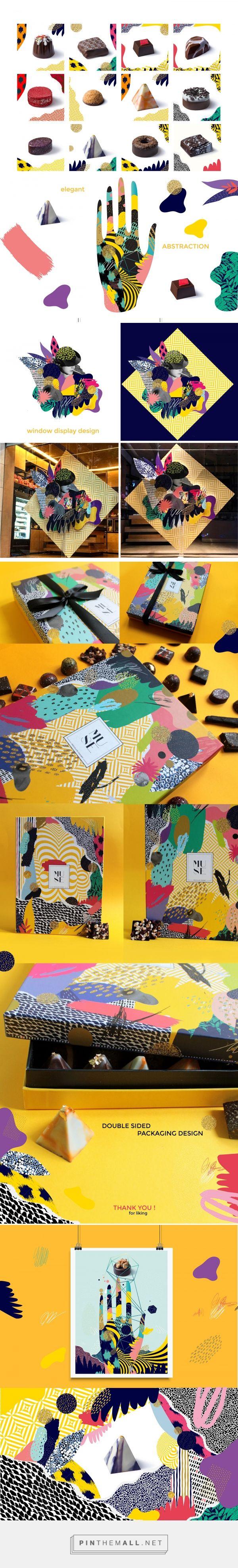 GRAFIK CHIK / chocolate packaging by Mo Kalache