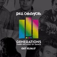 GENERATIONS MINI-MIX - CD 1 par Paul Oakenfold sur SoundCloud