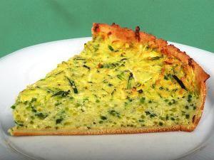 Rica y sana tarta de zapallitos light utilísima: | Utilisima