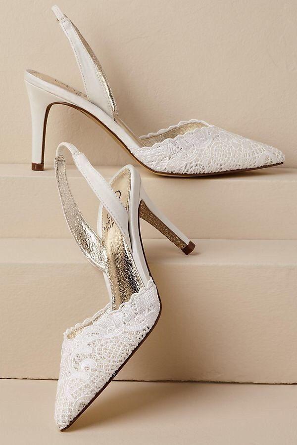 Nib Anthropologie Hallie Heel 7 Adrianna Papell Bridal Wedding Formal Summer Wedding Shoes Wedding Shoes Perfect Wedding Shoes