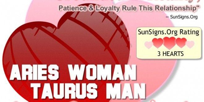 Aries Woman And Taurus Man - A Yin Yang Relationship - Sun Signs