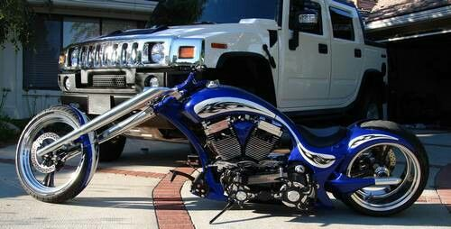 2006 Martin Brothers Custom Chopper                                                                                                                                                                                 More