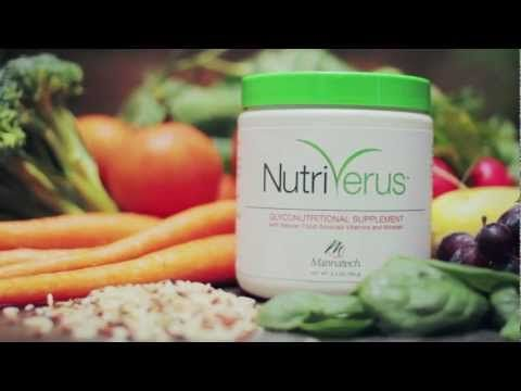 NutriVerus™ - Nutrition the way your body wants it.