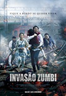 Cinépolis - Invasão Zumbi (Train to Busan, 2016)
