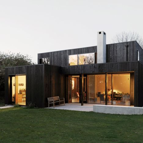 The Sett, Isle of Wight, England, UK by Dow Jones Architects.