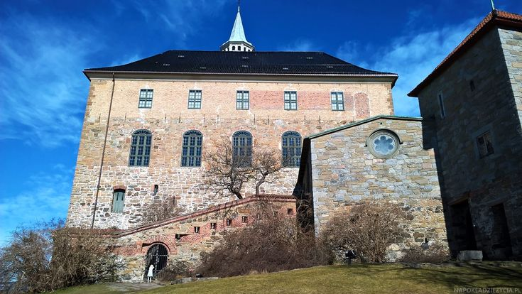 Twierdza Akershus, Norwegia, Oslo.  #norway #oslo