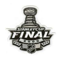 2009 Stanley Cup Finals Embroidered Patch: Commemorate the 2009 Stanley Cup Final with the official… #Sport #Football #Rugby #IceHockey