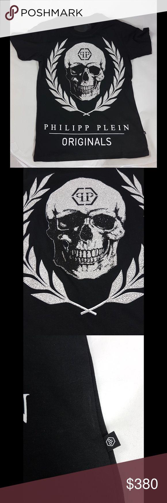 Black keys t shirt uk - Philipp Plein T Shirt Bone Model