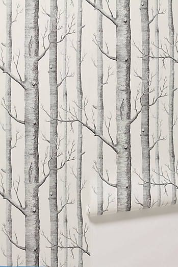 Woodsy Wallpaper #anthrofave