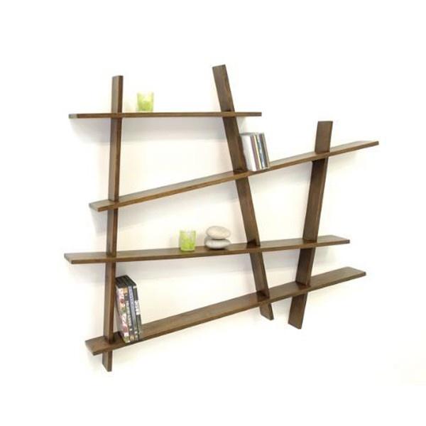 Les 112 meilleures images propos de for the home sur pinterest oreillers - Fabriquer etagere murale ...