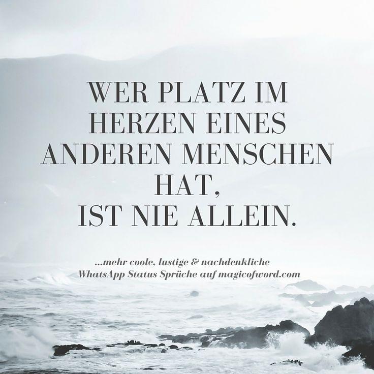 WhatsApp Status Spruch, Mehr Auf Http://www.magicofword.com/