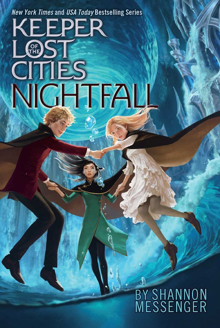 Keeper of the Lost Cities: Nightfall by Shannon Messenger