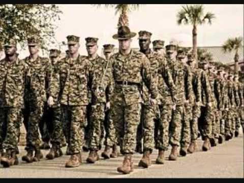United States Marine Corps Cadence - 13 Weeks Of Misery!
