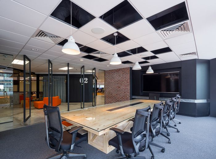 22 best images about spaces corporate interior design on for Office design kuala lumpur