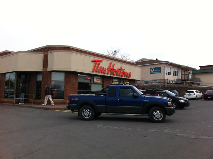 Tim Hortons in Springhill, NS