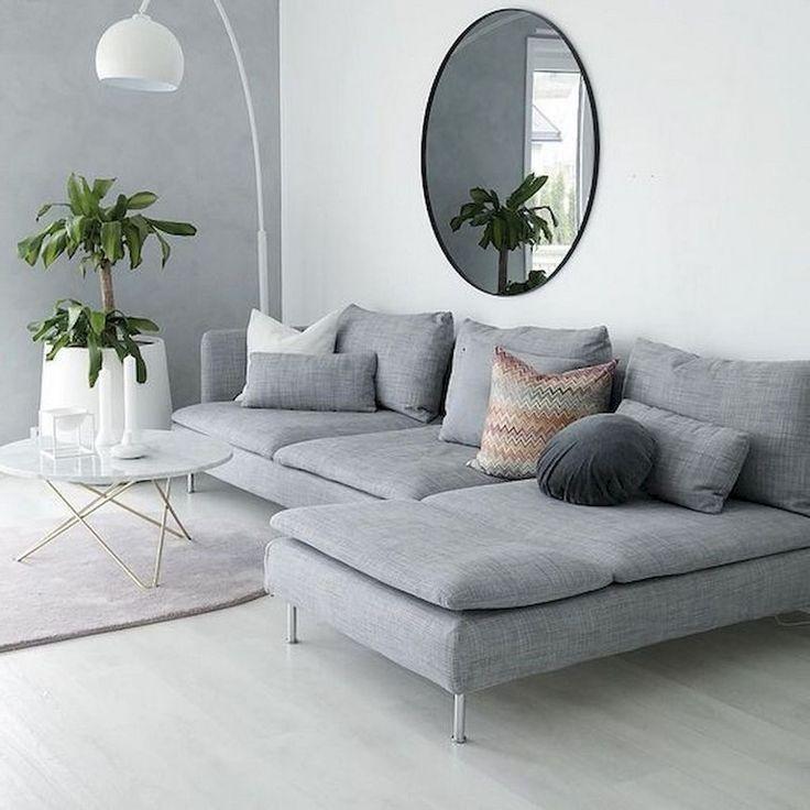 95+ Beste und stilvolle skandinavische Wohnzimmer-…