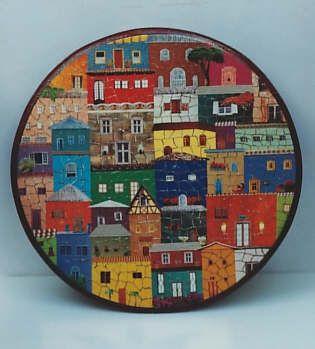Peças em Mosaico - Ceramica e Trabalhos | Artesanato - Cultura Mix