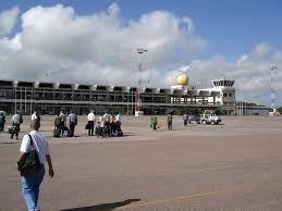 Beira Airport, Mozambique