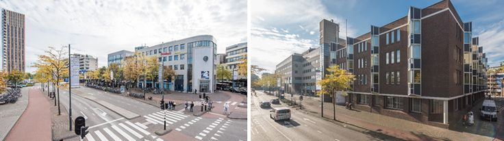 GROZA Twee Eindhovense kantoren van 15.000 m2 verkocht door APF International http://www.groza.nl www.groza.nl, GROZA