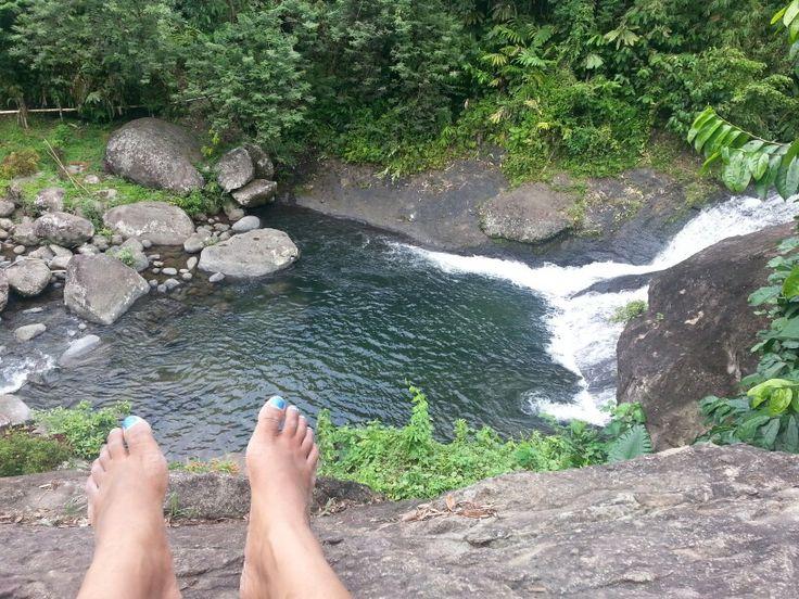 In beautiful Bougainville