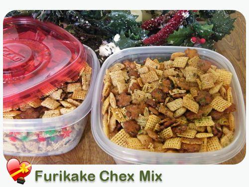 Furikake Chex Mix - ILoveHawaiianFoodRecipes