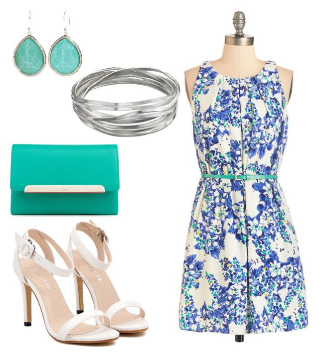 summer/spring by tayken3 on Polyvore featuring polyvore fashion style Christian Louboutin Ippolita Whistles clothing