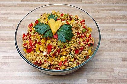 Couscous-Salat lecker würzig (Rezept mit Bild) von anjatrine   Chefkoch.de