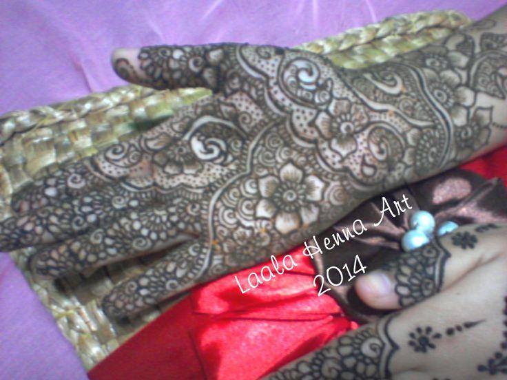bridal henna  #laalahennaart