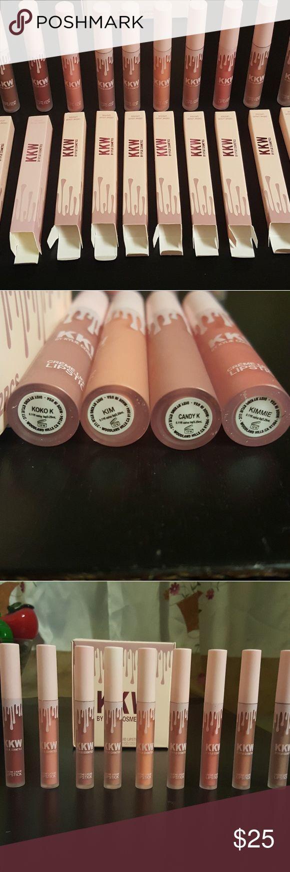 Maliboo Kylie Lip Kit Swatch: Best 25+ Lipstick Names Ideas On Pinterest