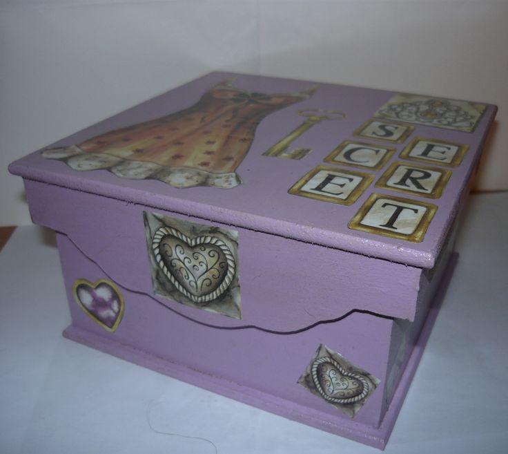 #Vintage #box