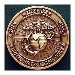 There are no hard and written prove available, showing details about the military challenge coins, but it can be said that dates back from our modern era.