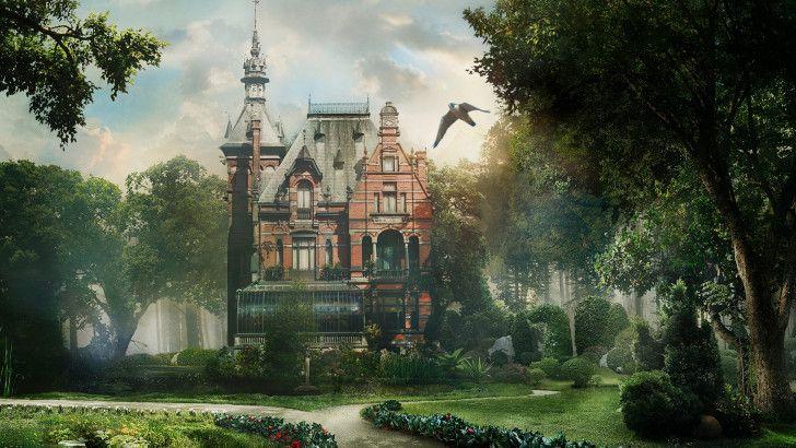 Miss Peregrine's House 2016 Movie Wallpaper