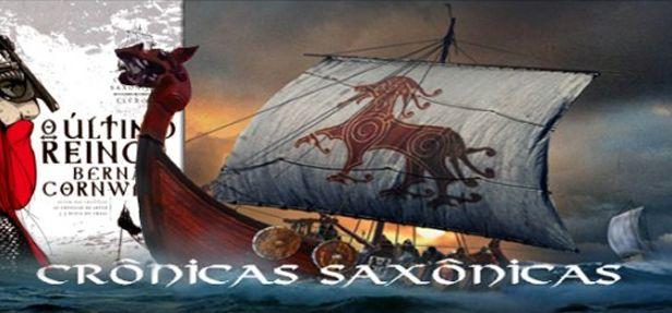 Uma super dica de coleção de livros: As Crônicas Saxônicas de Bernard Cornwell que vão te permitir viajar e sonhar com as aventuras de Uhtred.