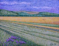Plains of Dobrudja, Romania by ~jfkpaint on deviantART