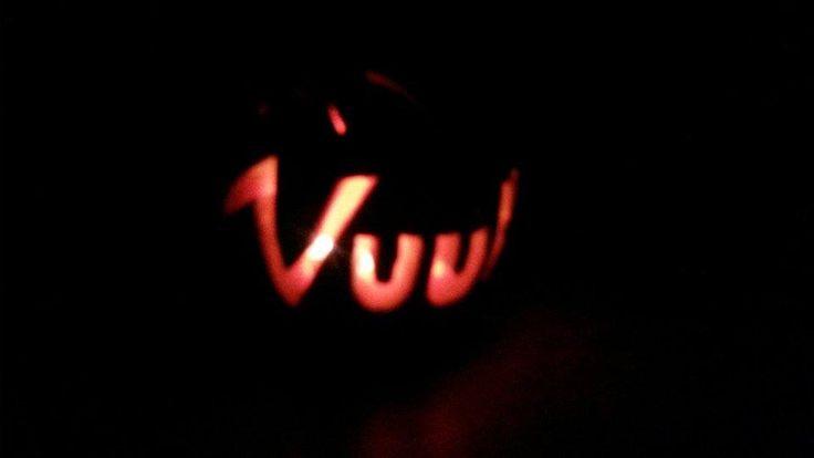 #Halloween #pumkin #græskar #udskæring #vuuh #uhyggelig #aarhus #logo #office #kontor #fun #sjov