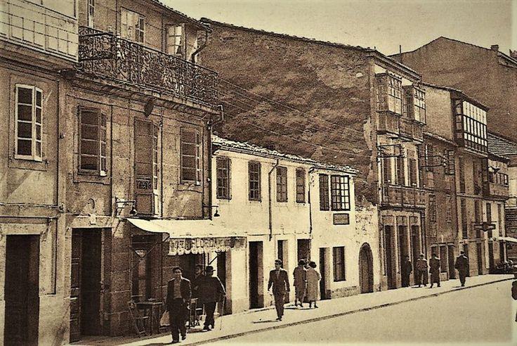 Fonte de San Antonio. Santiago de Compostela