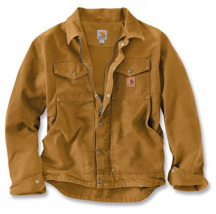 Rugged and Stylish this great looking Berwick Jacket with free delivery from Ocean Supplies. Carhartt iconic workwear. http://www.oceansuppliesltd.com/store/p35/Carhartt_101230_Sandstone_Berwick_Jacket___Carhartt_Brown.html