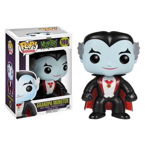 The Munsters Grandpa Munster Pop! Vinyl Figure :: Toys :: House of Mysterious Secrets - Specializing in Horror Merchandise & Collectibles