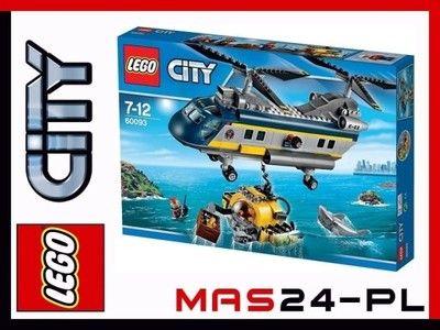 Kup teraz na allegro.pl za 168,00 zł - KLOCKI LEGO 60093 CITY HELIKOPTER BADAWCZY KRAKÓW (6567083850). Allegro.pl - Radość zakupów i bezpieczeństwo dzięki Programowi Ochrony Kupujących!