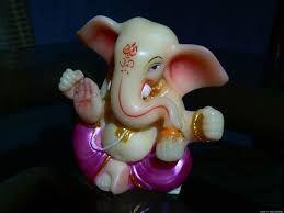 Image result for ganpati mangal murti full side images