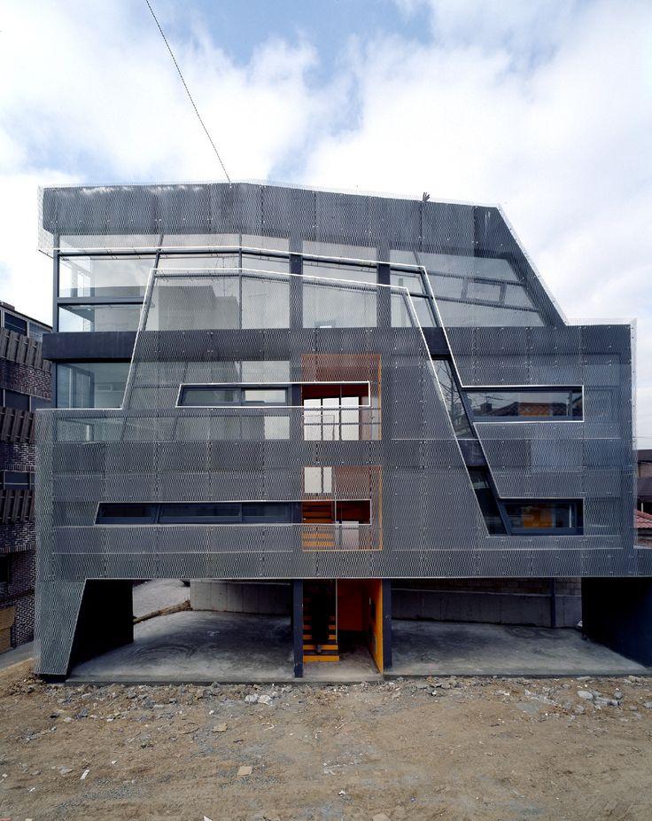 Mookdong Muti House | Jungnang-gu, Mookdong, South Korea | architect: Moon