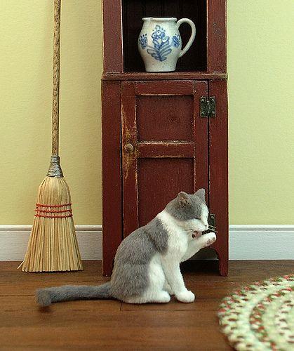 1000+ Images About Miniature Dollhouse 1:12 Animals Pets