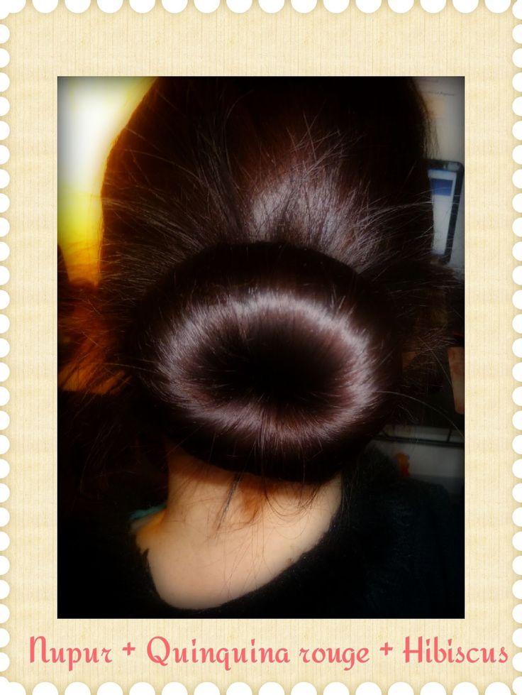 Henné du jour: Un régal pour les cheveux! Découverte du henné NUPUR.